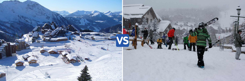 What's the best resort for beginners? Avoriaz or Beaver Creek?