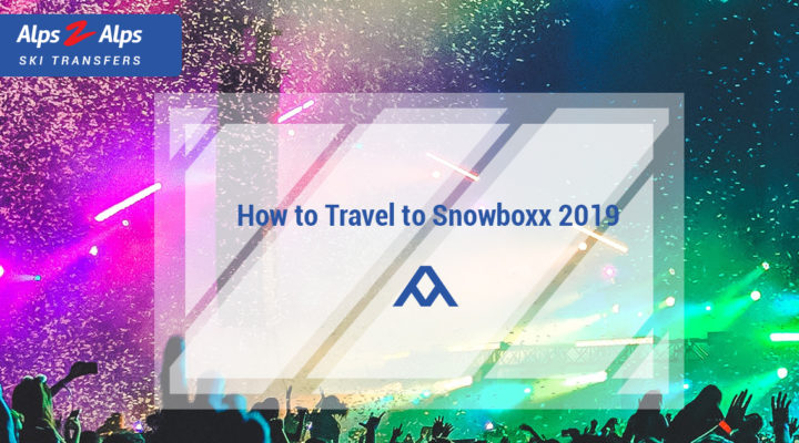 How to travl to Snowboxx ski festival