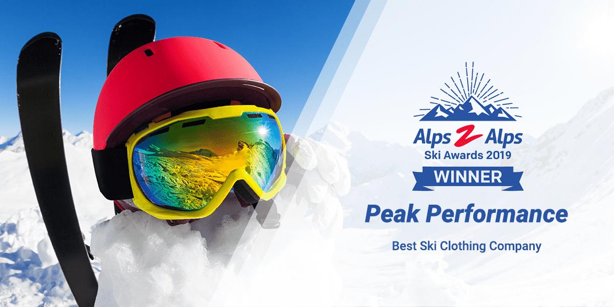 Best ski clothing company